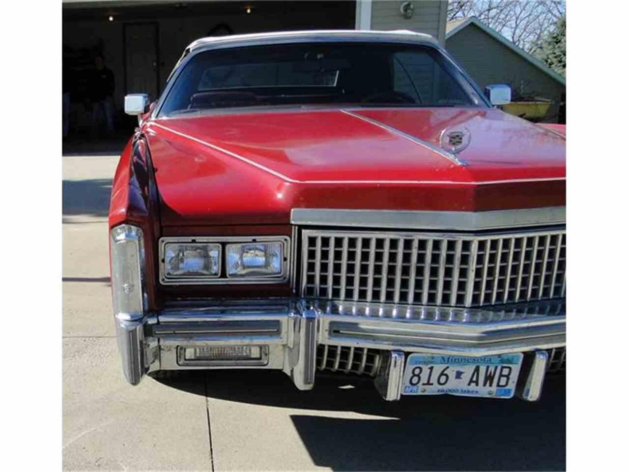 Large Picture of 1975 Eldorado - $9,500.00 - CXH4