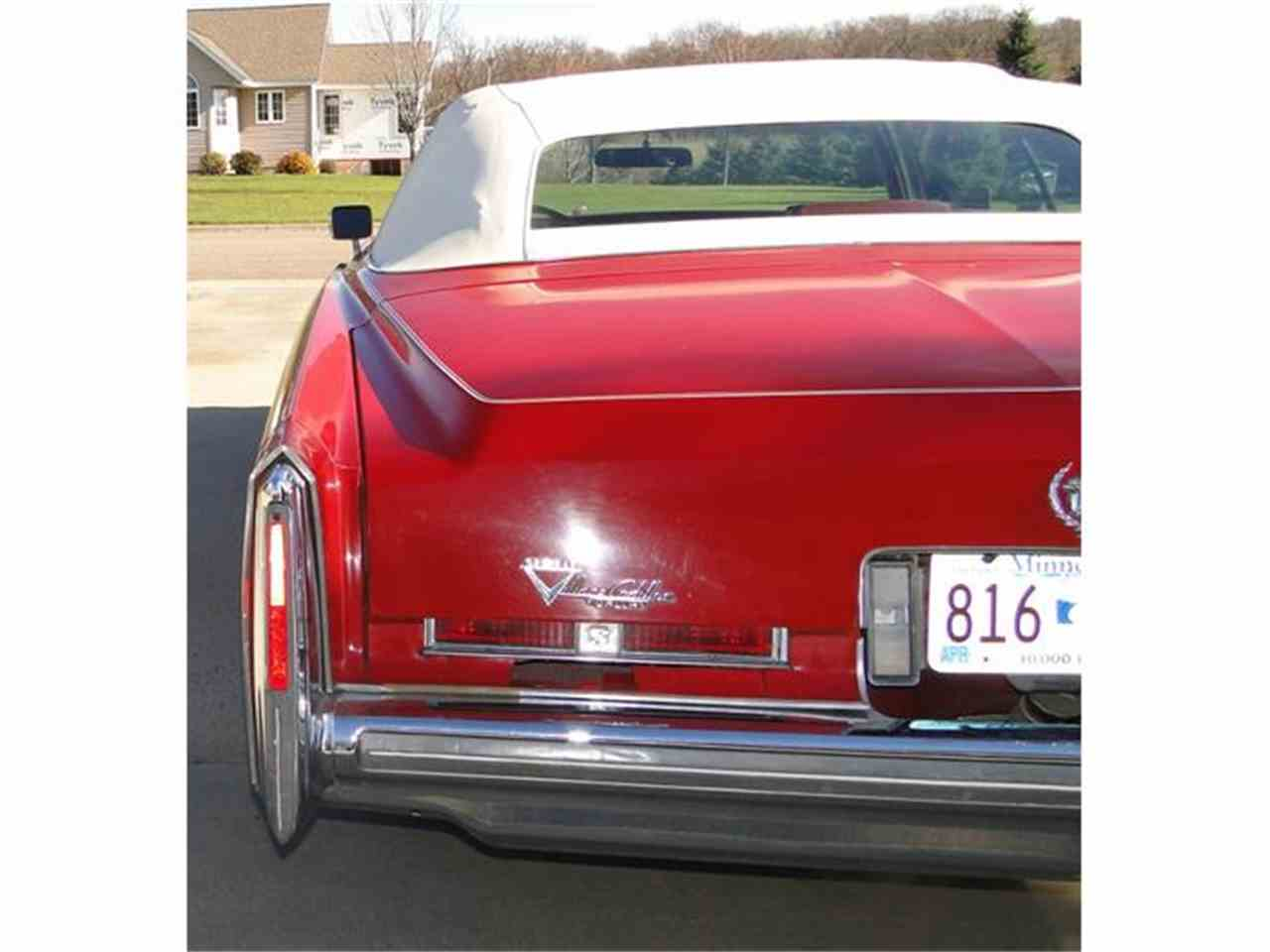 Large Picture of 1975 Eldorado located in Prior Lake Minnesota Offered by Big R's Muscle Cars - CXH4
