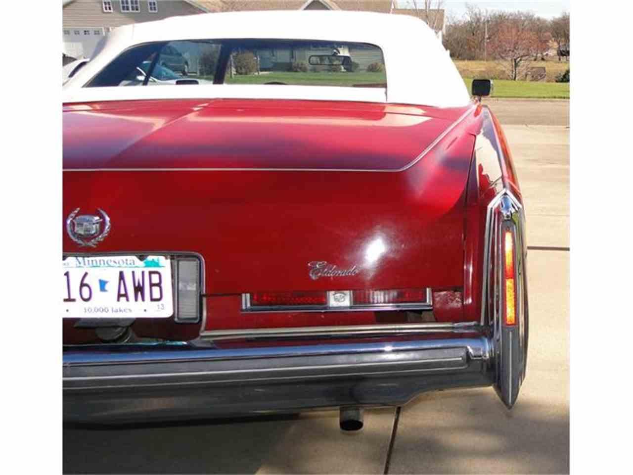 Large Picture of '75 Cadillac Eldorado located in Prior Lake Minnesota - $9,500.00 - CXH4
