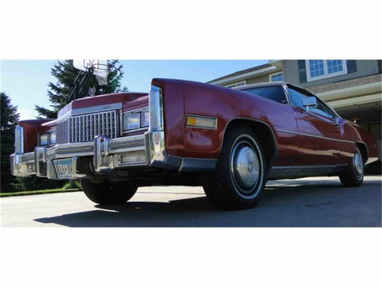 Large Picture of '75 Eldorado - $9,500.00 Offered by Big R's Muscle Cars - CXH4