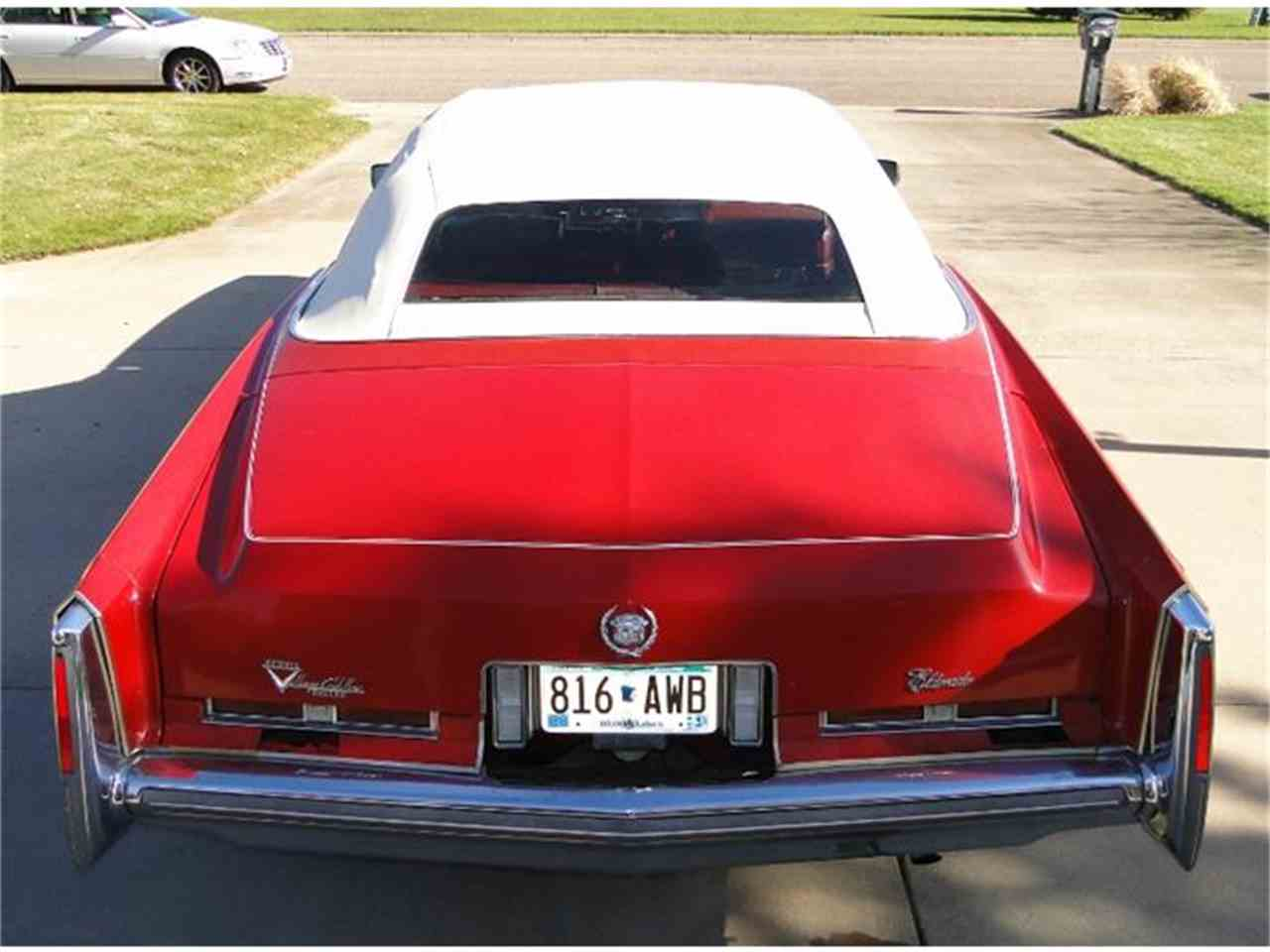 Large Picture of '75 Eldorado Offered by Big R's Muscle Cars - CXH4