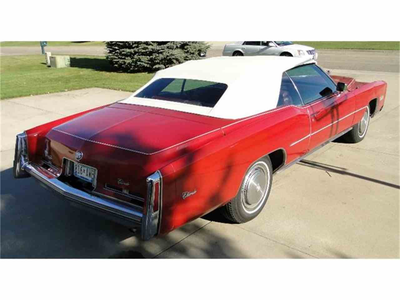 Large Picture of '75 Cadillac Eldorado located in Minnesota - CXH4