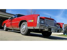 Picture of 1975 Cadillac Eldorado Offered by Big R's Muscle Cars - CXH4