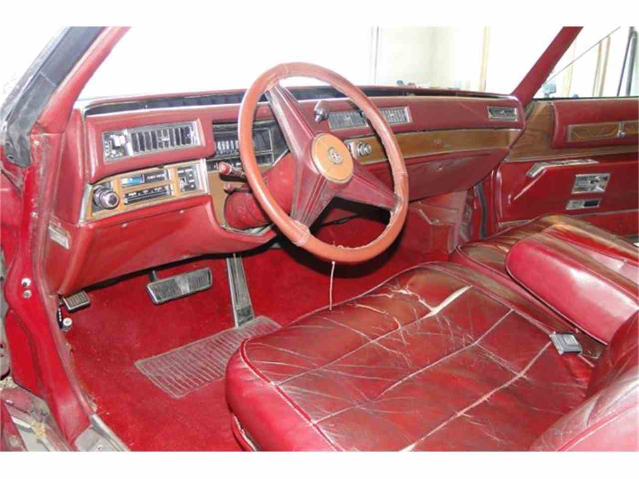 Large Picture of '75 Eldorado located in Minnesota Offered by Big R's Muscle Cars - CXH4