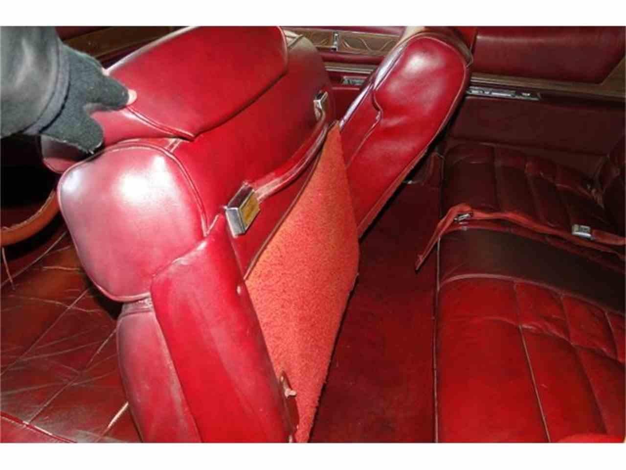 Large Picture of '75 Cadillac Eldorado located in Prior Lake Minnesota - CXH4