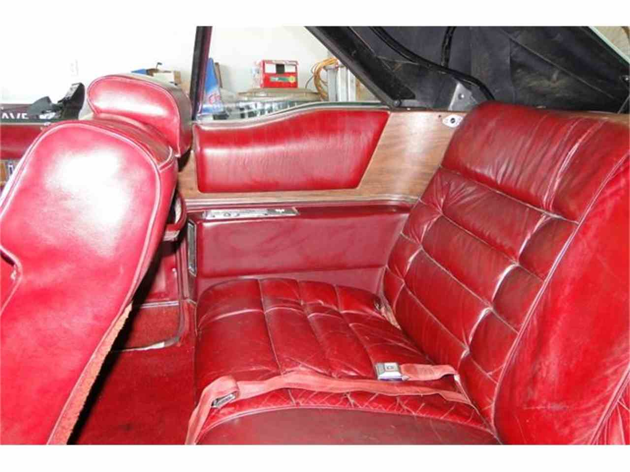 Large Picture of 1975 Cadillac Eldorado located in Minnesota Offered by Big R's Muscle Cars - CXH4