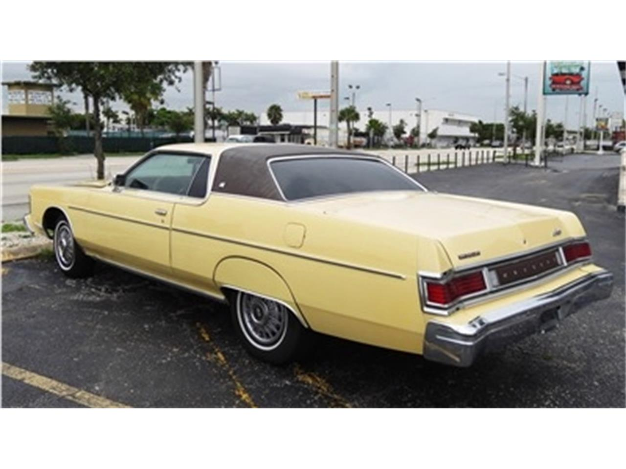 Large Picture of 1978 Marquis located in Florida - CXT2