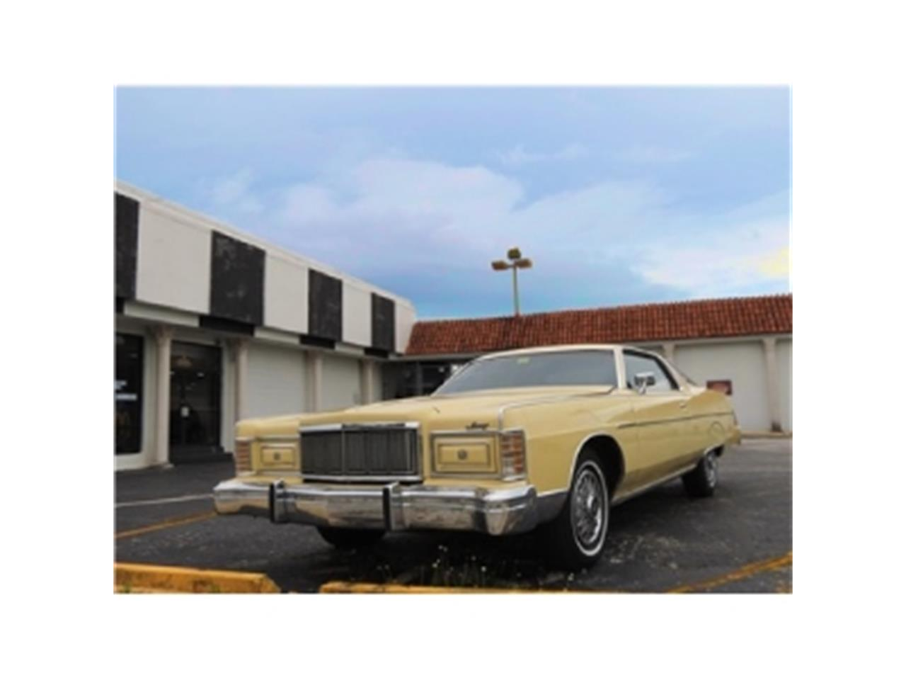 Large Picture of '78 Marquis - $12,500.00 - CXT2