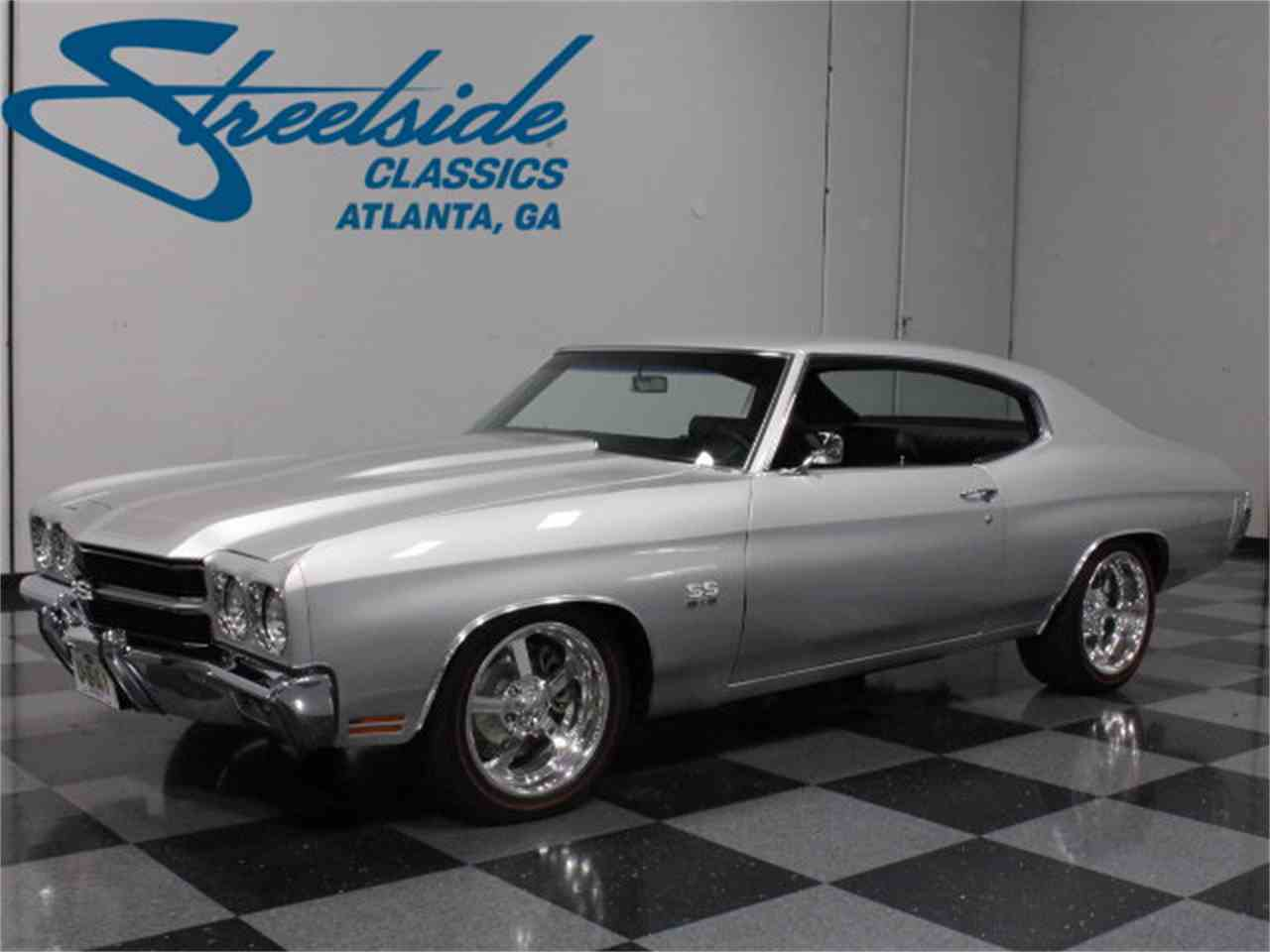 Large Picture of '70 Chevelle - CV8X