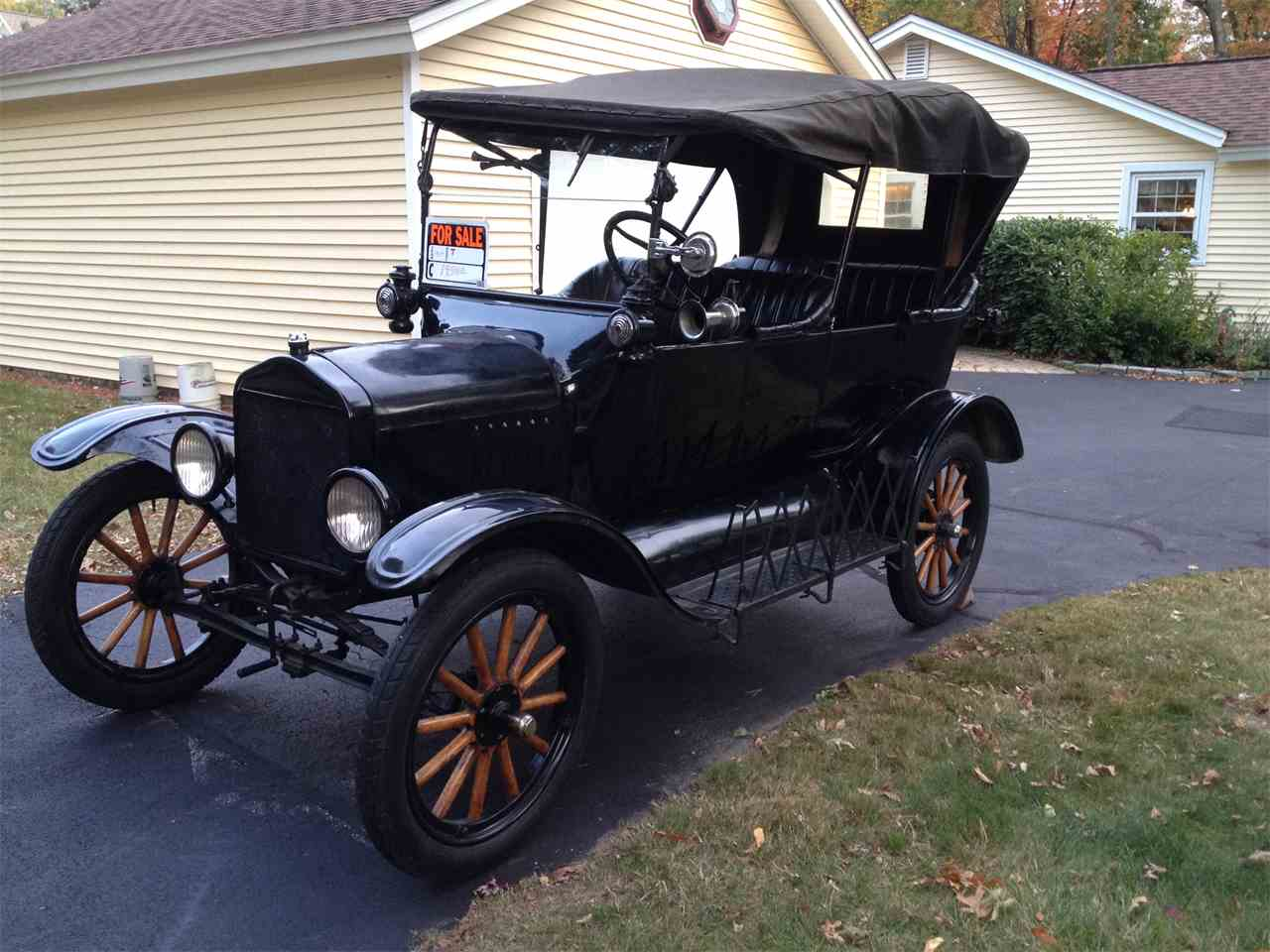 1917 Ford Model T for Sale | ClassicCars.com | CC-604012