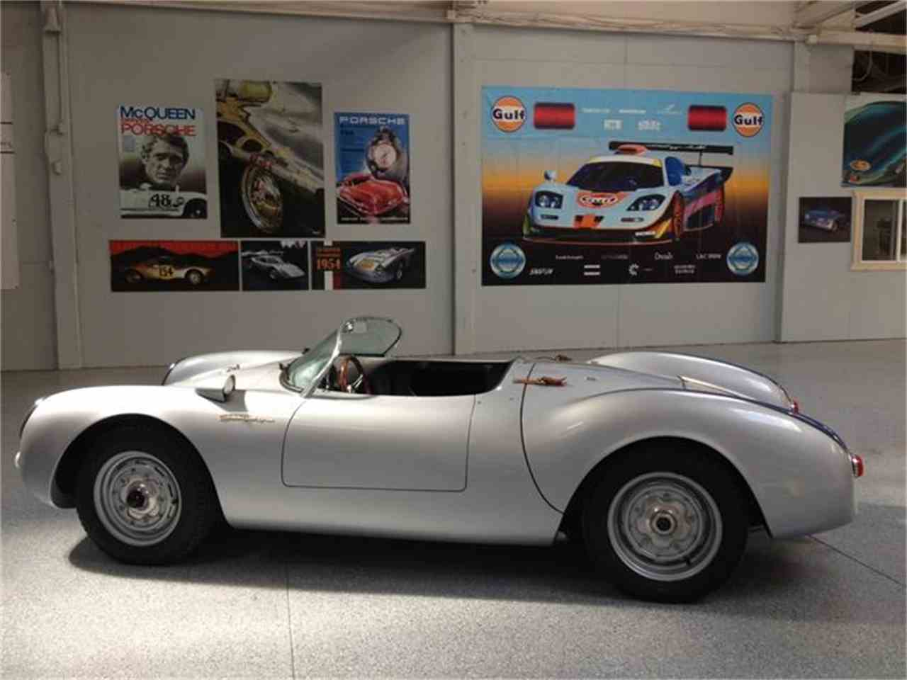 Large Picture of '55 550 Spyder Replica - CY8F