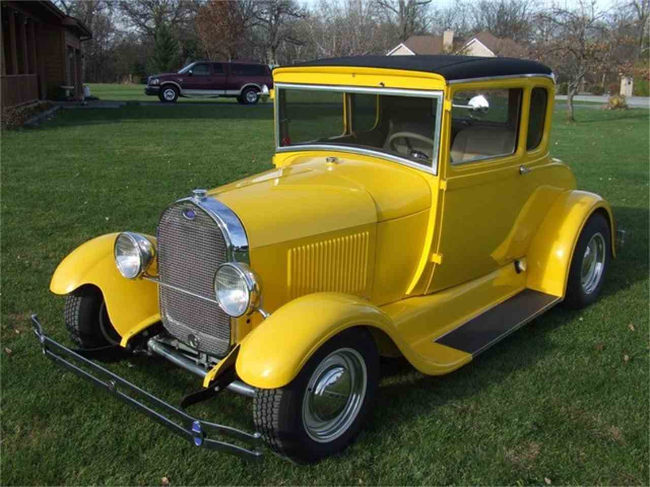 Large Picture of '29 Ford Model A located in Illinois Offered by Classic Cars America LLC - CYGE
