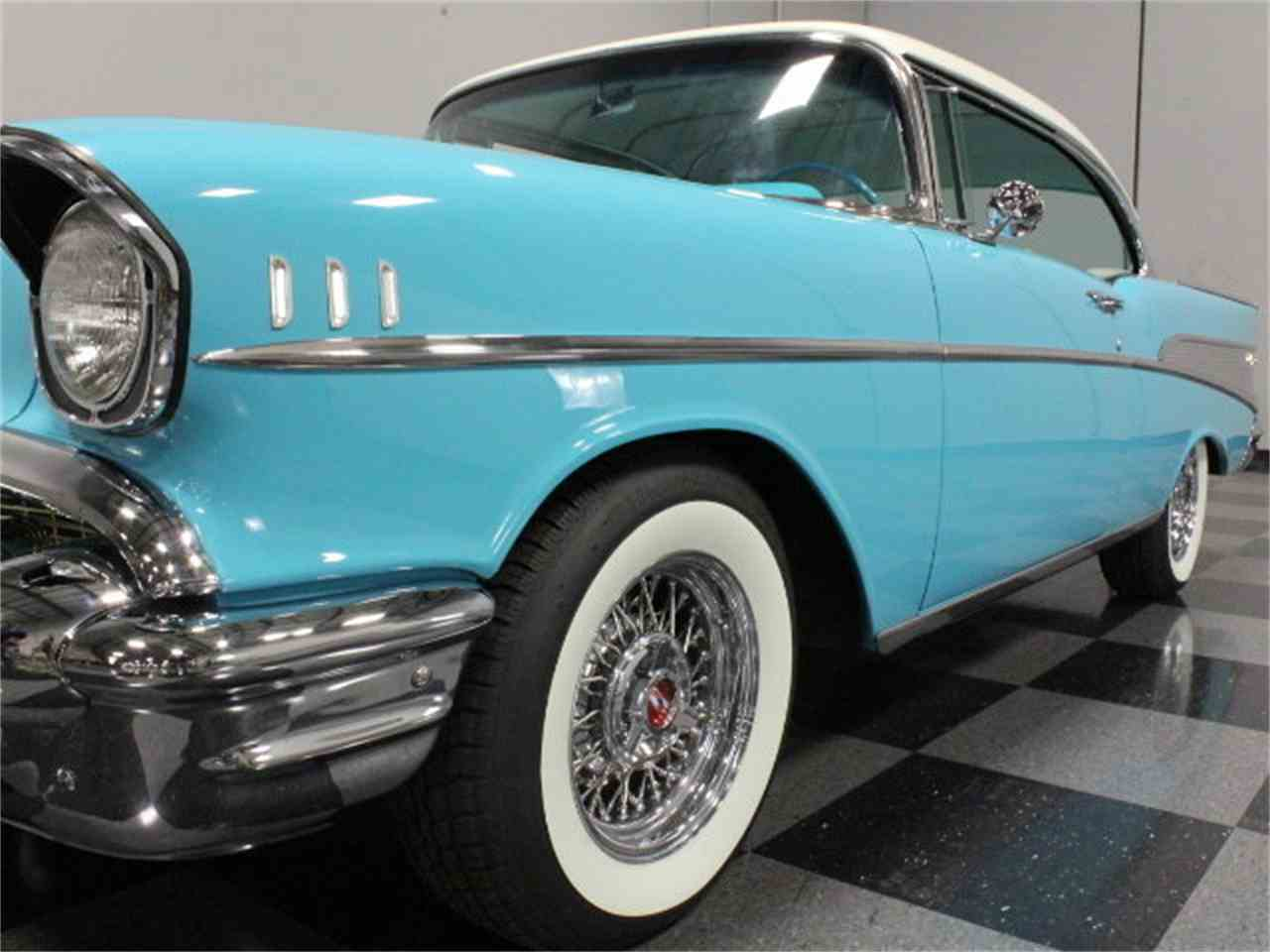 Large Picture of 1957 Chevrolet Bel Air - $79,995.00 - CVBZ