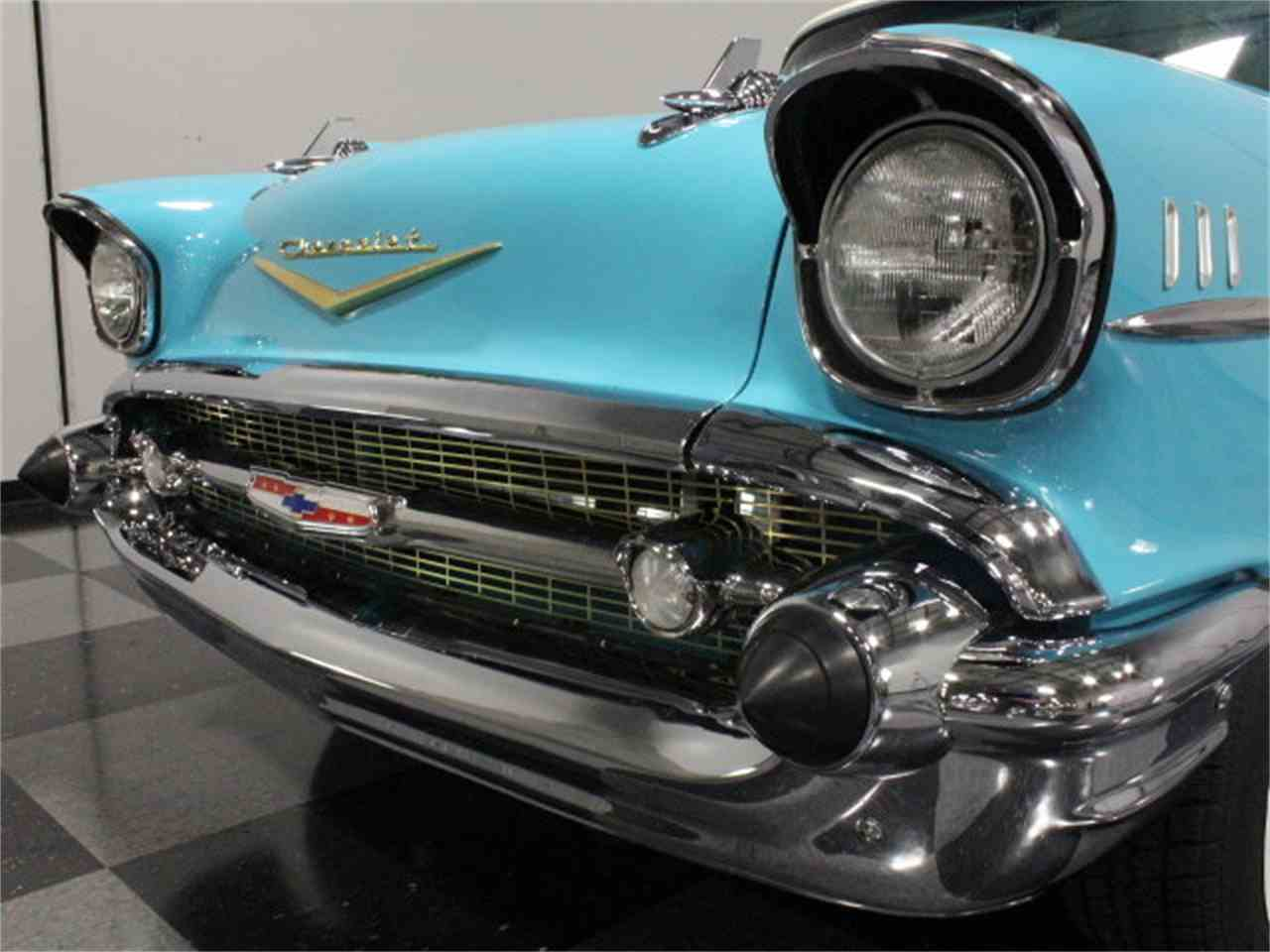 Large Picture of '57 Bel Air located in Lithia Springs Georgia - $79,995.00 Offered by Streetside Classics - Atlanta - CVBZ