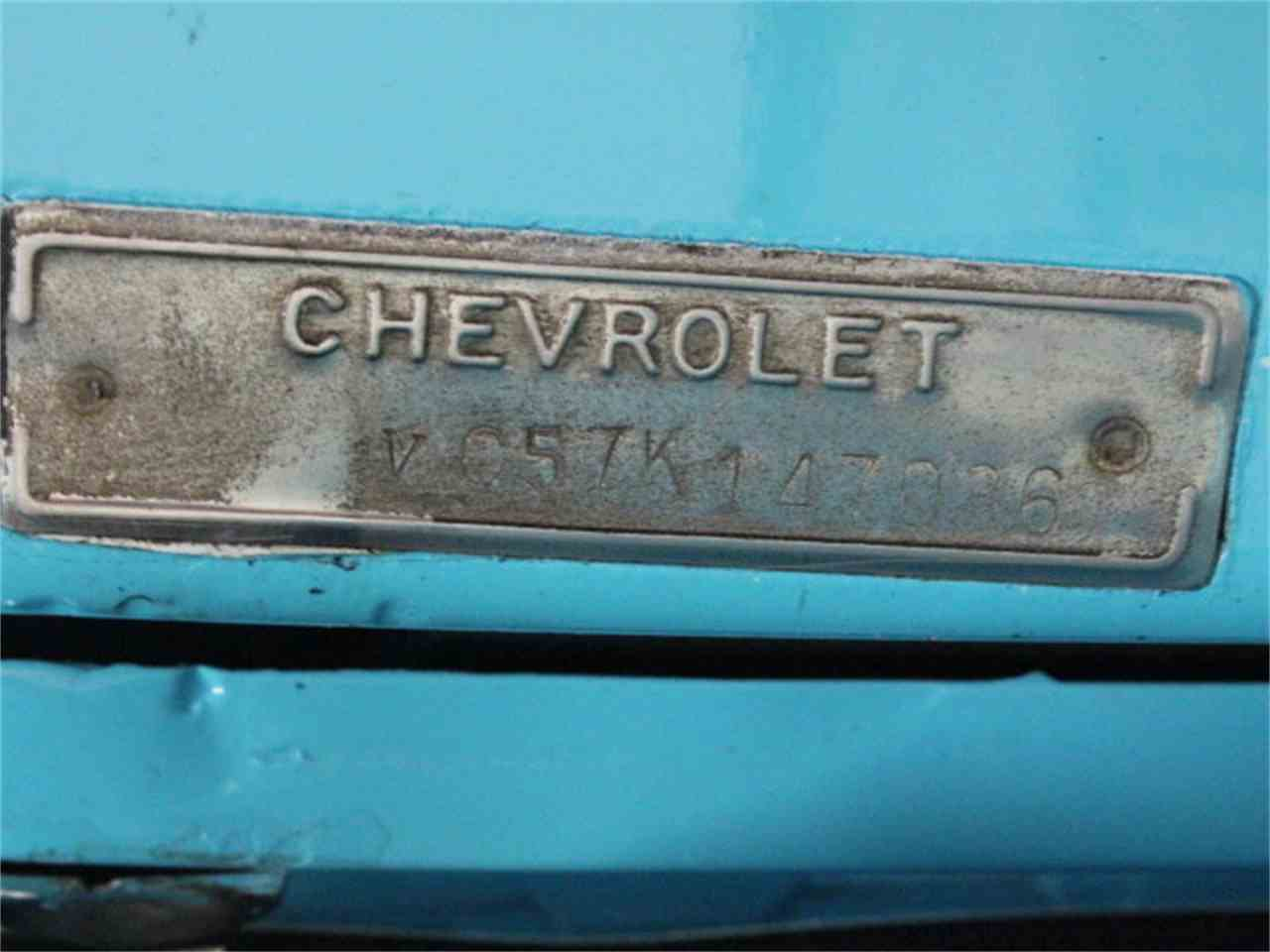 Large Picture of '57 Bel Air Offered by Streetside Classics - Atlanta - CVBZ