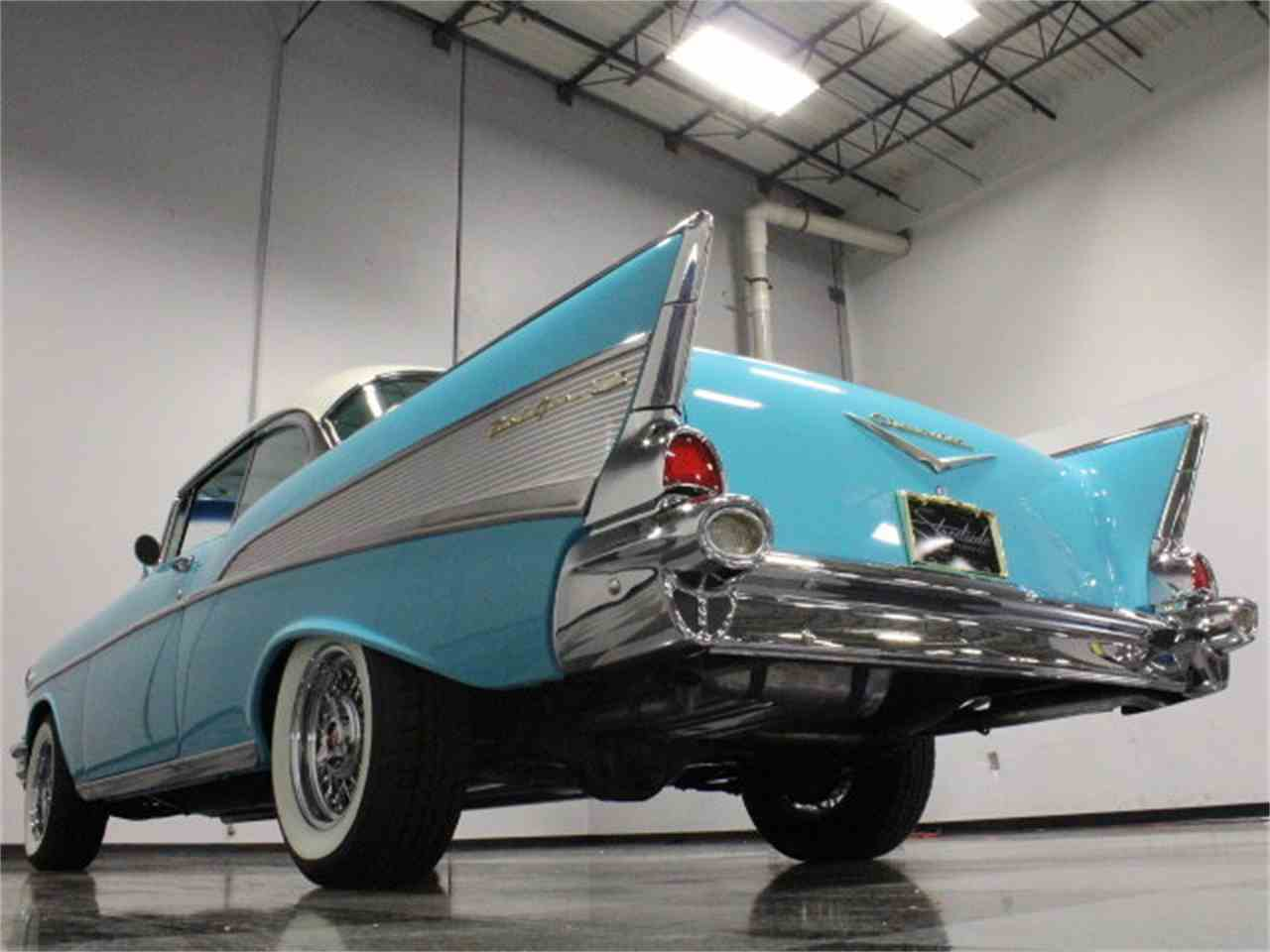 Large Picture of 1957 Bel Air Offered by Streetside Classics - Atlanta - CVBZ