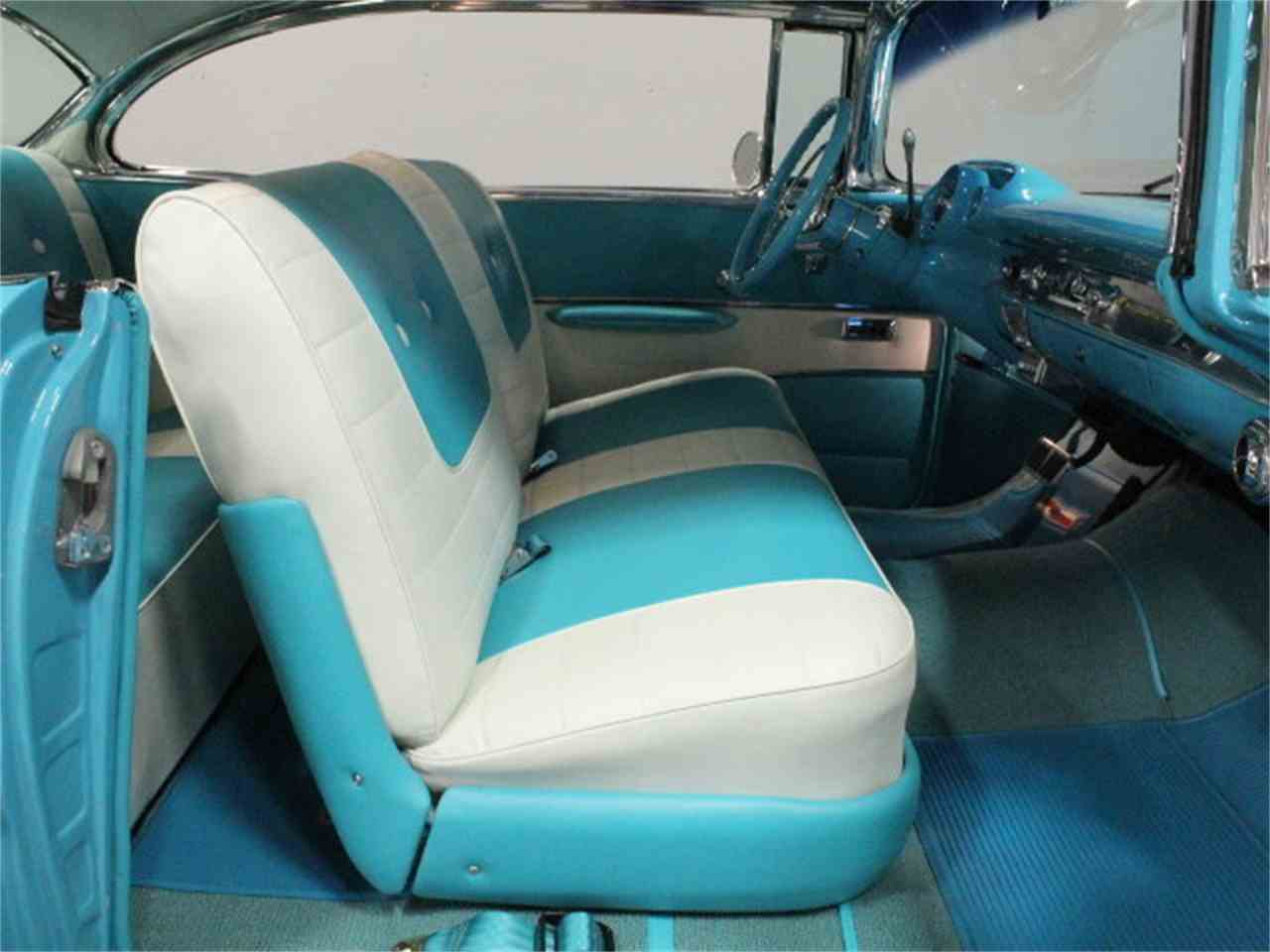 Large Picture of Classic '57 Chevrolet Bel Air located in Lithia Springs Georgia - $79,995.00 Offered by Streetside Classics - Atlanta - CVBZ