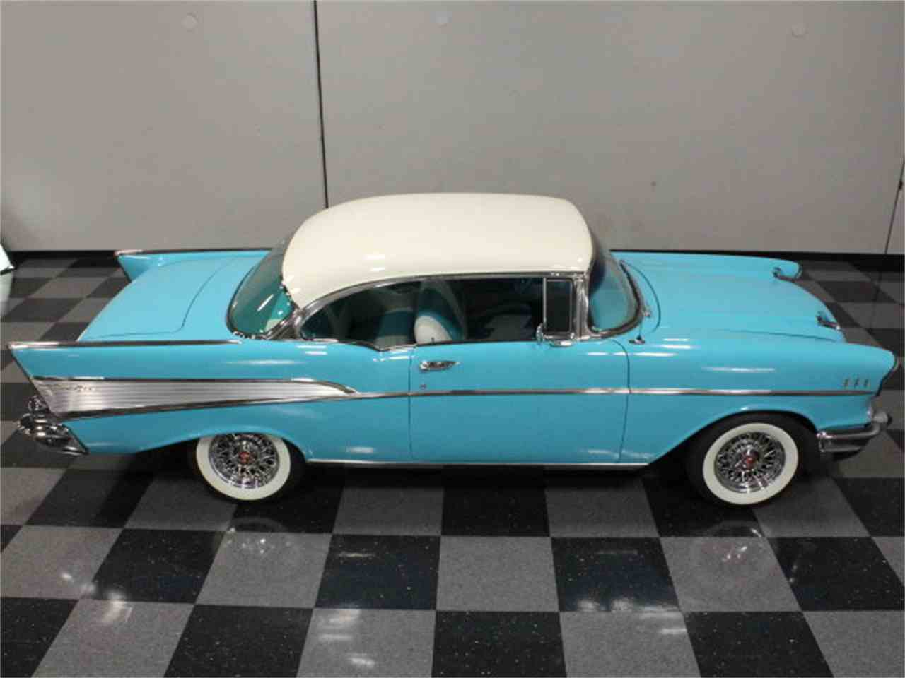 Large Picture of 1957 Chevrolet Bel Air - CVBZ