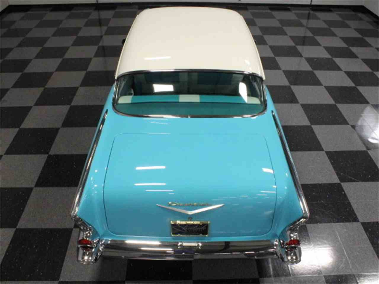 Large Picture of Classic 1957 Chevrolet Bel Air located in Lithia Springs Georgia - $79,995.00 Offered by Streetside Classics - Atlanta - CVBZ