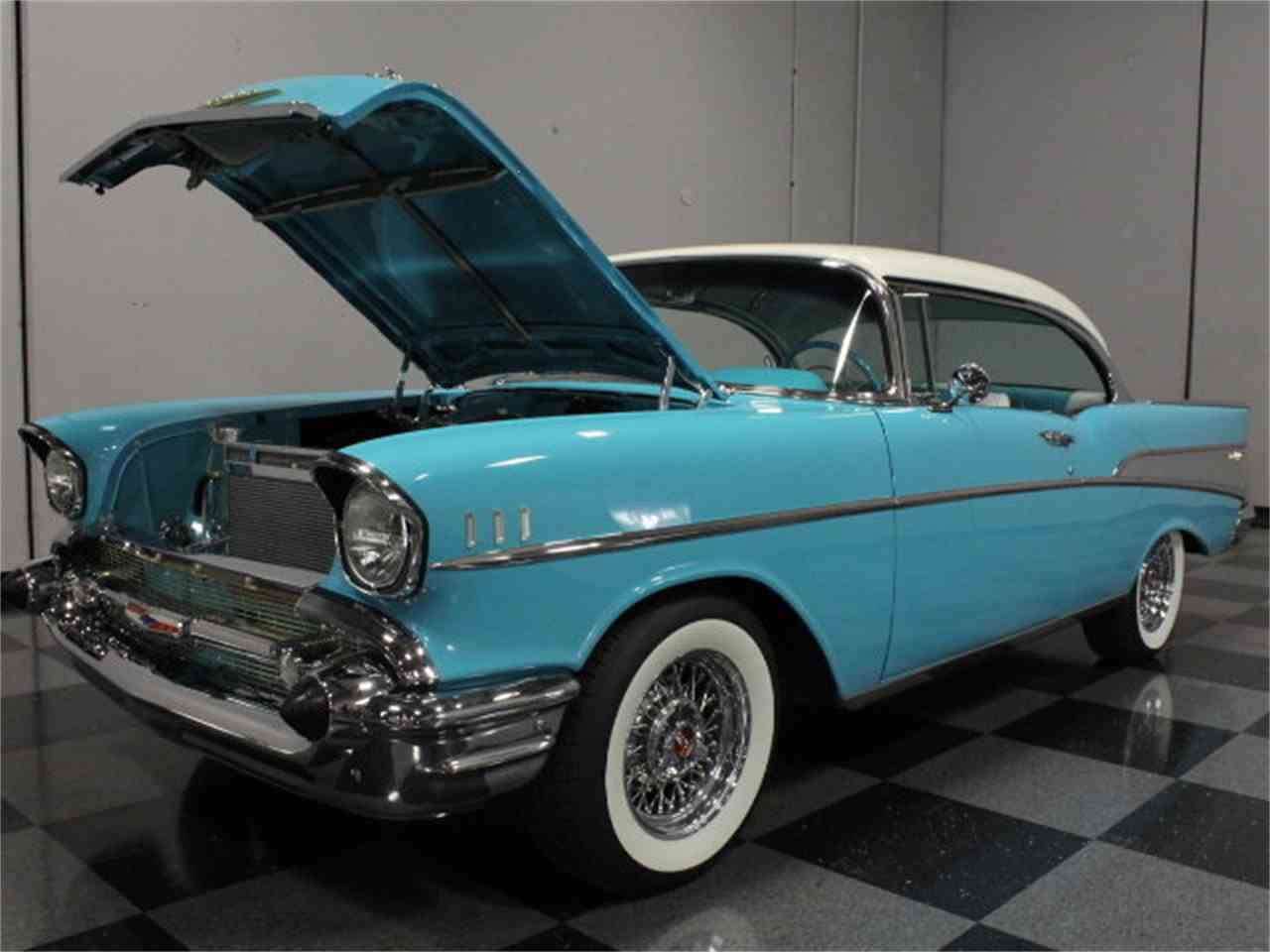 Large Picture of '57 Chevrolet Bel Air - CVBZ
