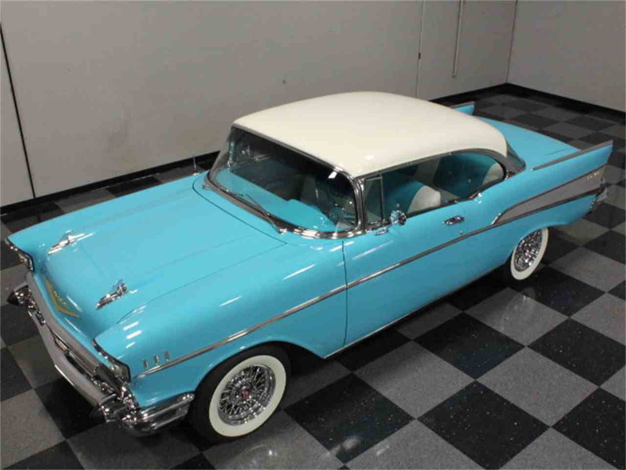 Large Picture of 1957 Chevrolet Bel Air Offered by Streetside Classics - Atlanta - CVBZ