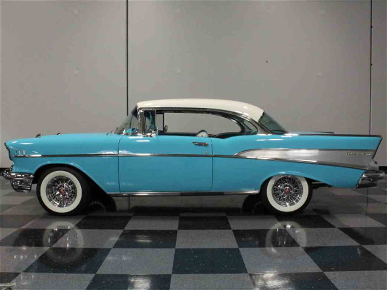Large Picture of Classic 1957 Chevrolet Bel Air located in Georgia - $79,995.00 - CVBZ