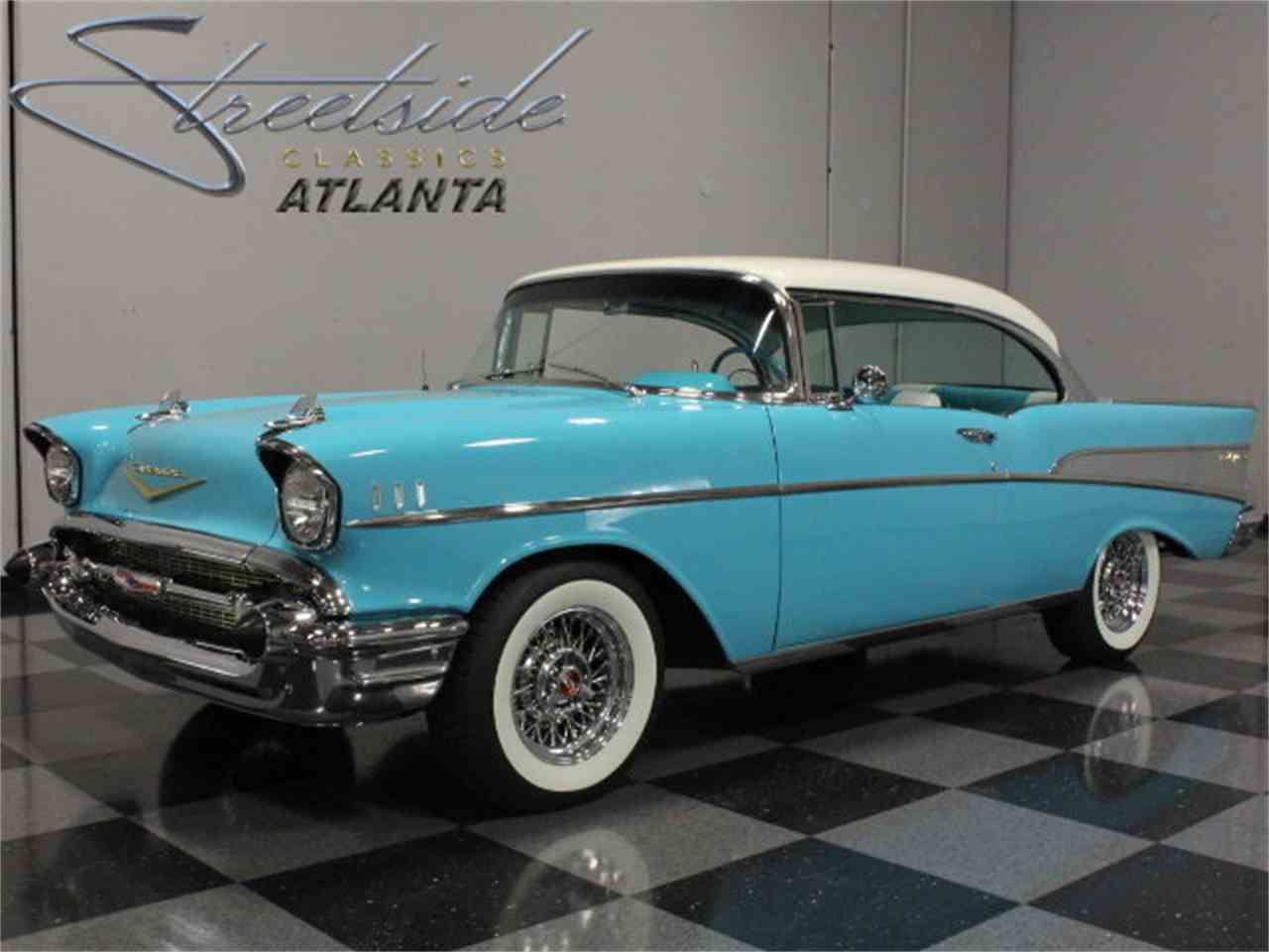 Large Picture of 1957 Bel Air - $79,995.00 Offered by Streetside Classics - Atlanta - CVBZ