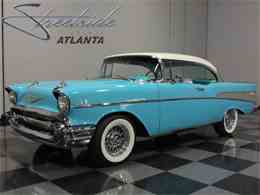 Picture of 1957 Chevrolet Bel Air located in Georgia Offered by Streetside Classics - Atlanta - CVBZ