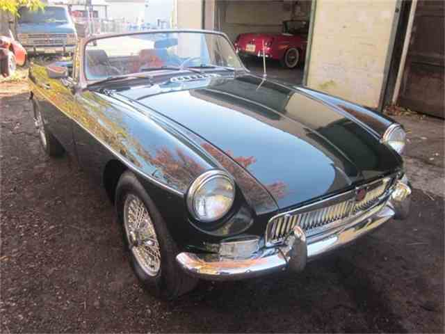 Picture of '78 MG MGB located in Connecticut - $17,900.00 Offered by  - CYQA