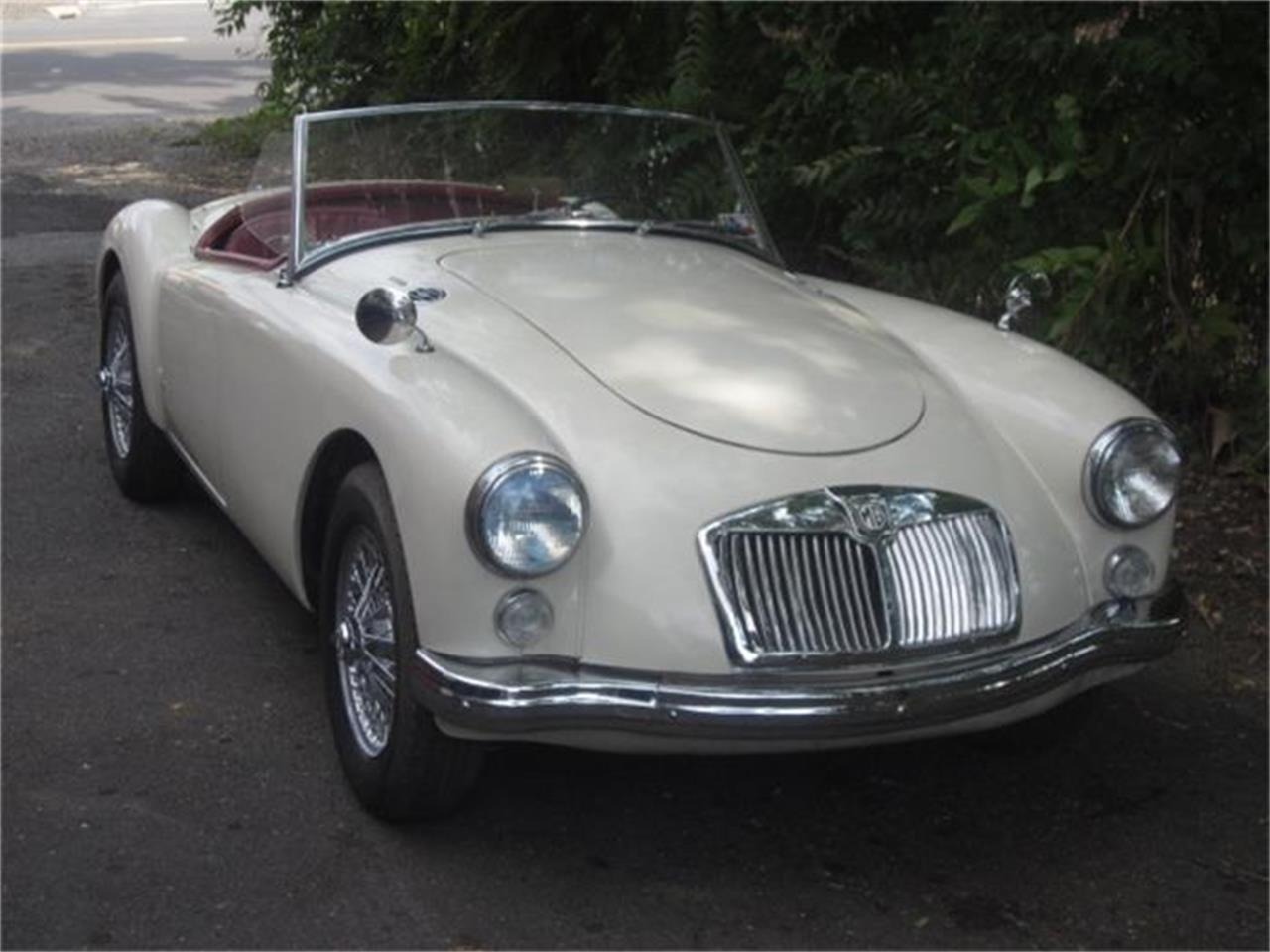 Large Picture of '60 MGA - CYQF