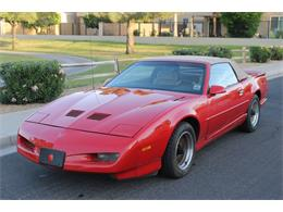 Picture Of 1992 Firebird Trans Am Located In Arizona Offered By A Private Er Cyrn
