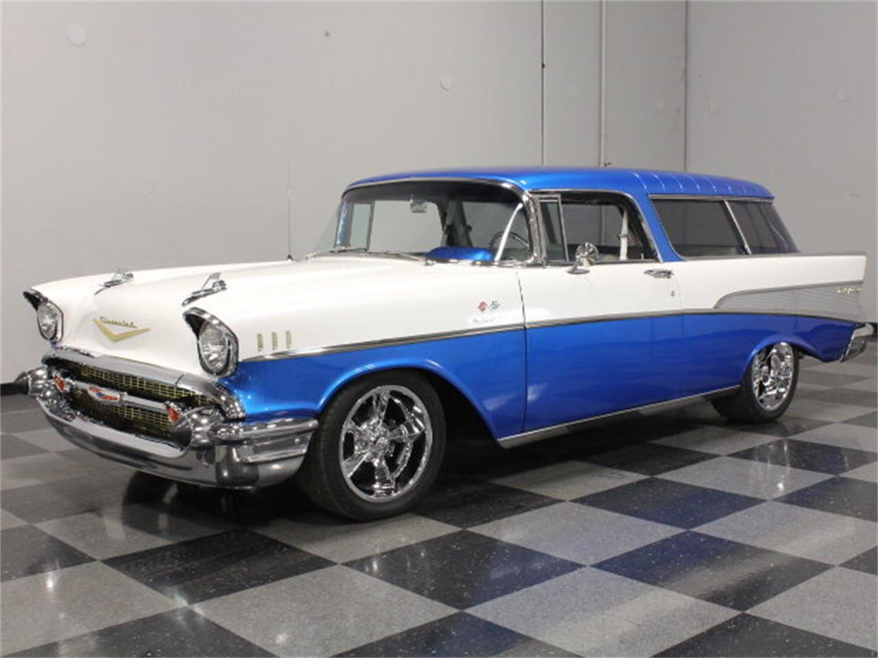 1957 Chevrolet Nomad For Sale Cc 600528 Chevy Wire Diagram Large Picture Of 57 Cvdc