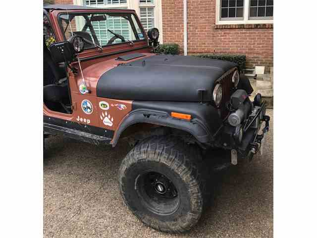 Picture of '81 Jeep CJ5 located in Irving Texas - CVDH