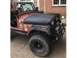 Picture of '81 Jeep CJ5 located in Texas - $8,000.00 Offered by a Private Seller - CVDH