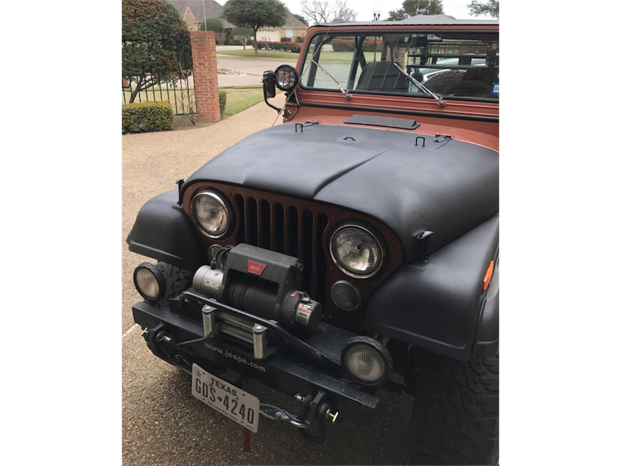 Large Picture of '81 CJ5 located in Irving Texas Offered by a Private Seller - CVDH
