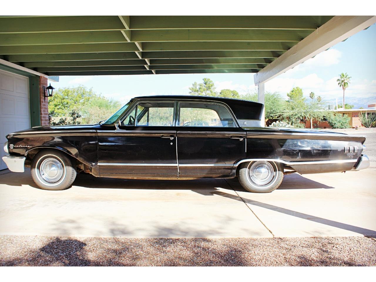 For Sale: 1963 Mercury Monterey in Tucson, Arizona