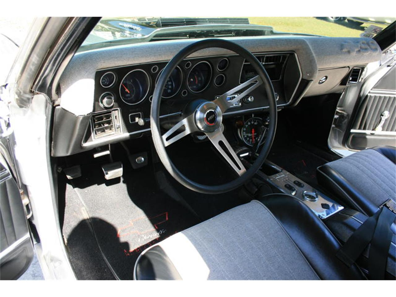 Large Picture of '70 Chevelle SS - CZ4O