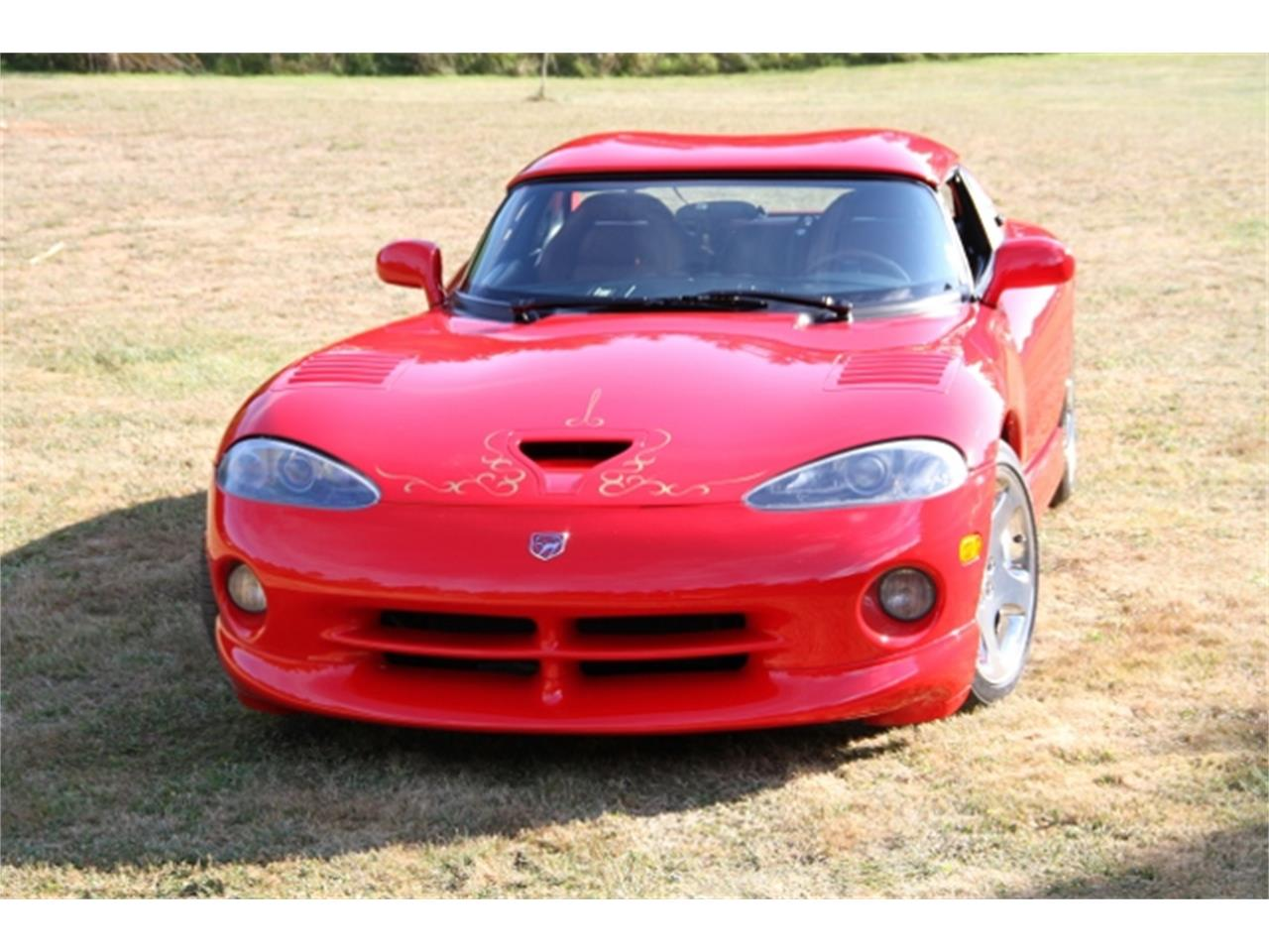 Large Picture of '01 Viper - $47,500.00 - CZ4T