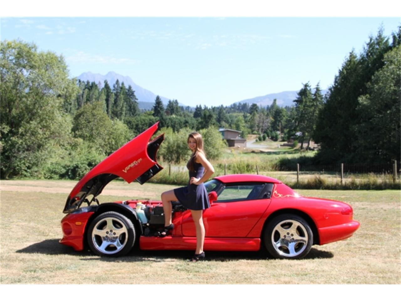 Large Picture of 2001 Dodge Viper located in Port Alberni British Columbia Offered by a Private Seller - CZ4T