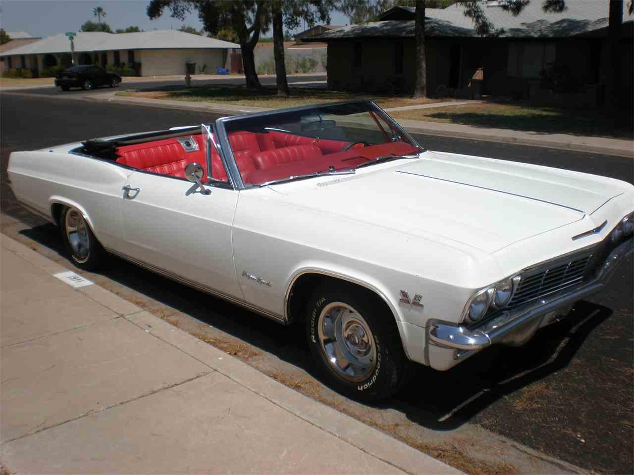 1965 Chevrolet Impala SS for Sale | ClicCars.com | CC-605516