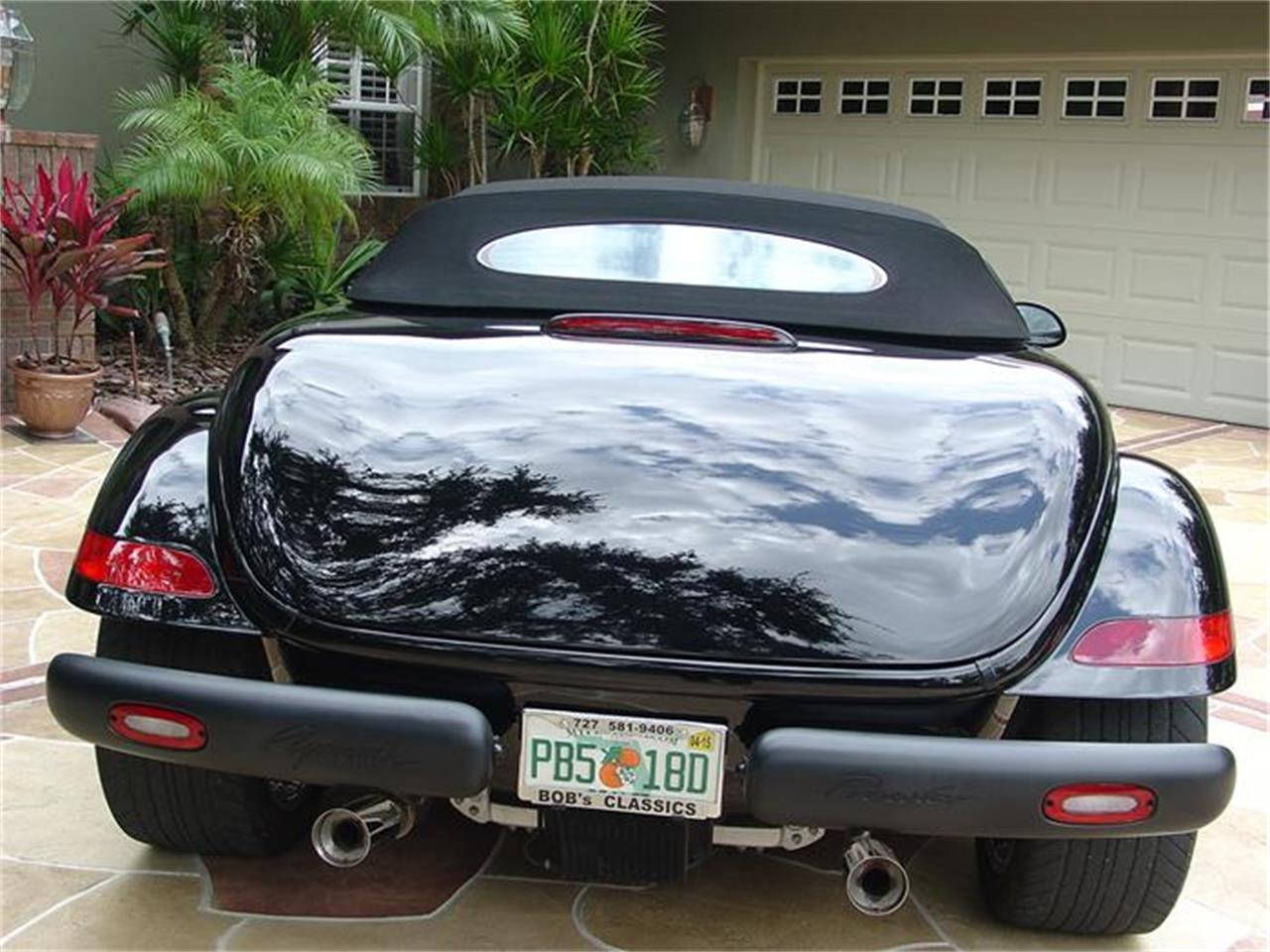 Large Picture of 2000 Plymouth Prowler located in Largo Florida - $33,900.00 Offered by Bob's Classics, Inc. - CZF4