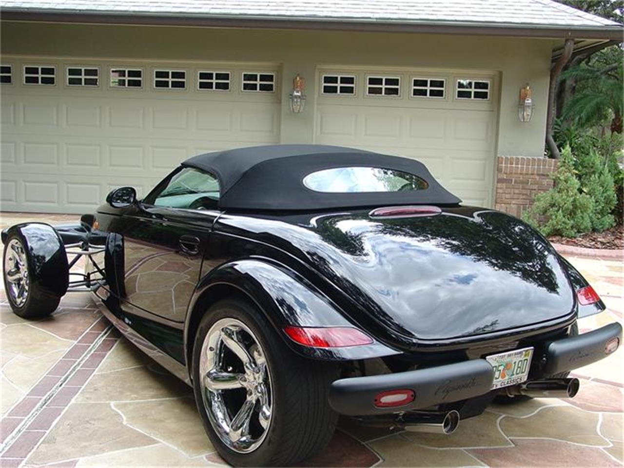 Large Picture of 2000 Plymouth Prowler located in Largo Florida Offered by Bob's Classics, Inc. - CZF4