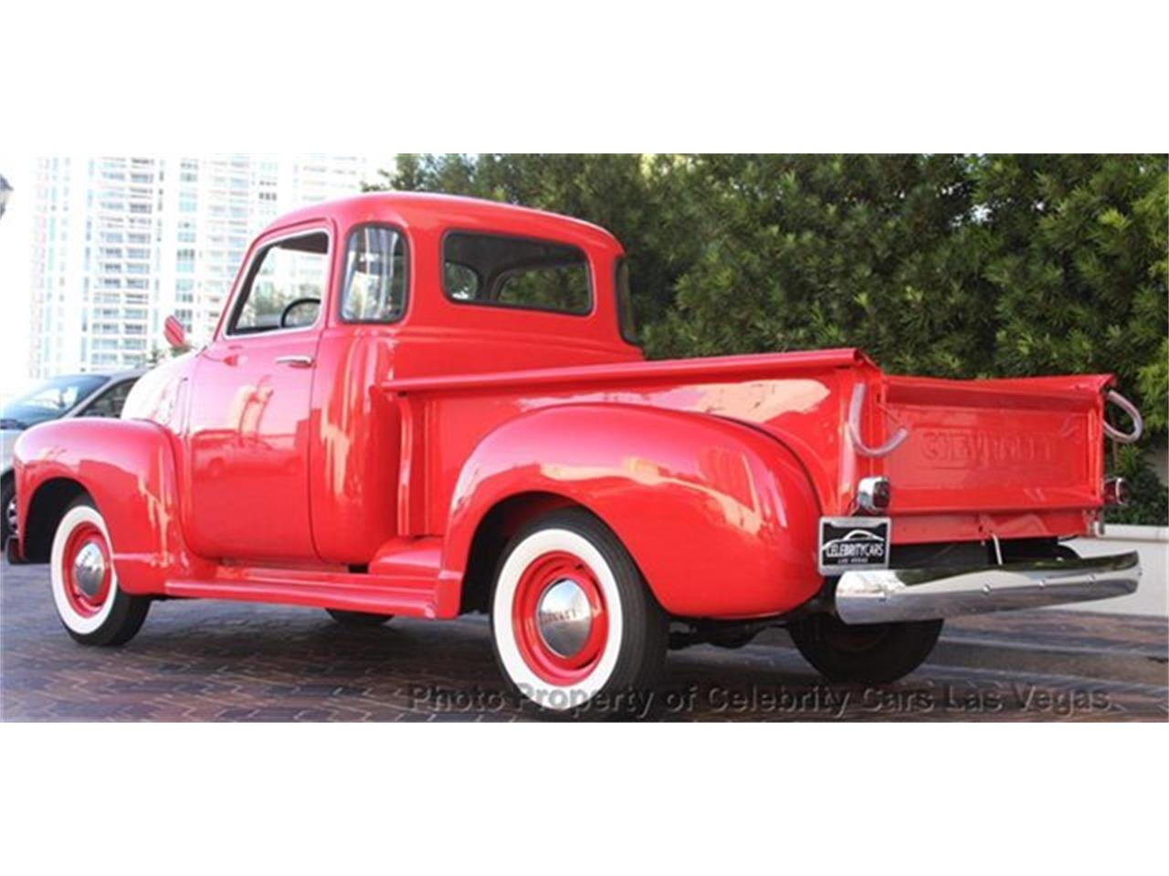 Large Picture of Classic '50 3100 - $27,100.00 Offered by Celebrity Cars Las Vegas - CZHB