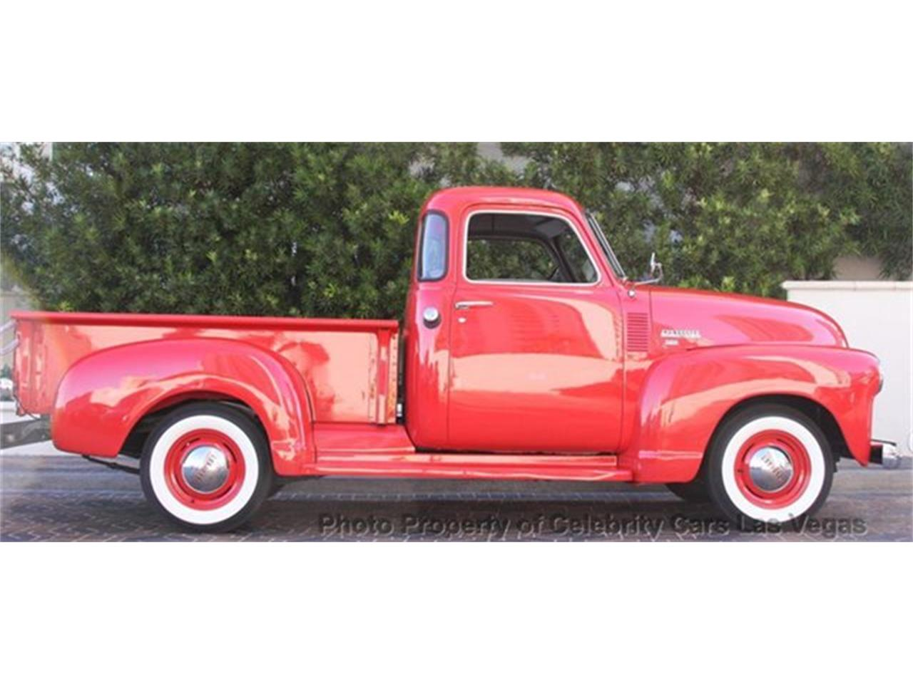 Large Picture of Classic 1950 Chevrolet 3100 - $27,100.00 Offered by Celebrity Cars Las Vegas - CZHB