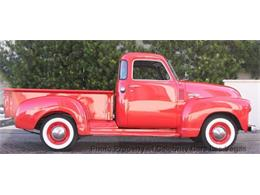 Picture of '50 Chevrolet 3100 Offered by Celebrity Cars Las Vegas - CZHB