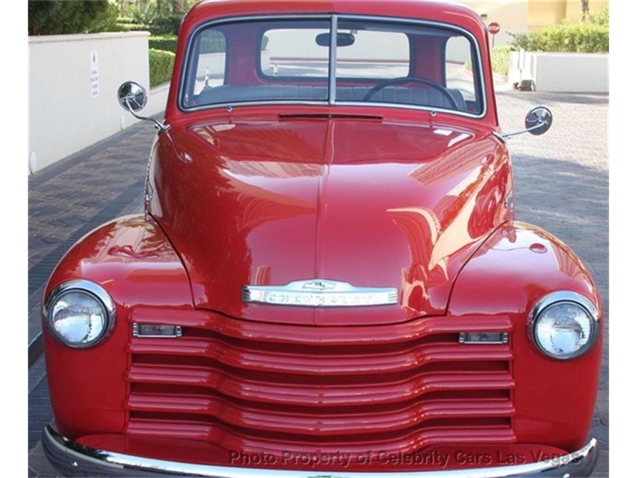 Large Picture of 1950 Chevrolet 3100 located in Nevada Offered by Celebrity Cars Las Vegas - CZHB