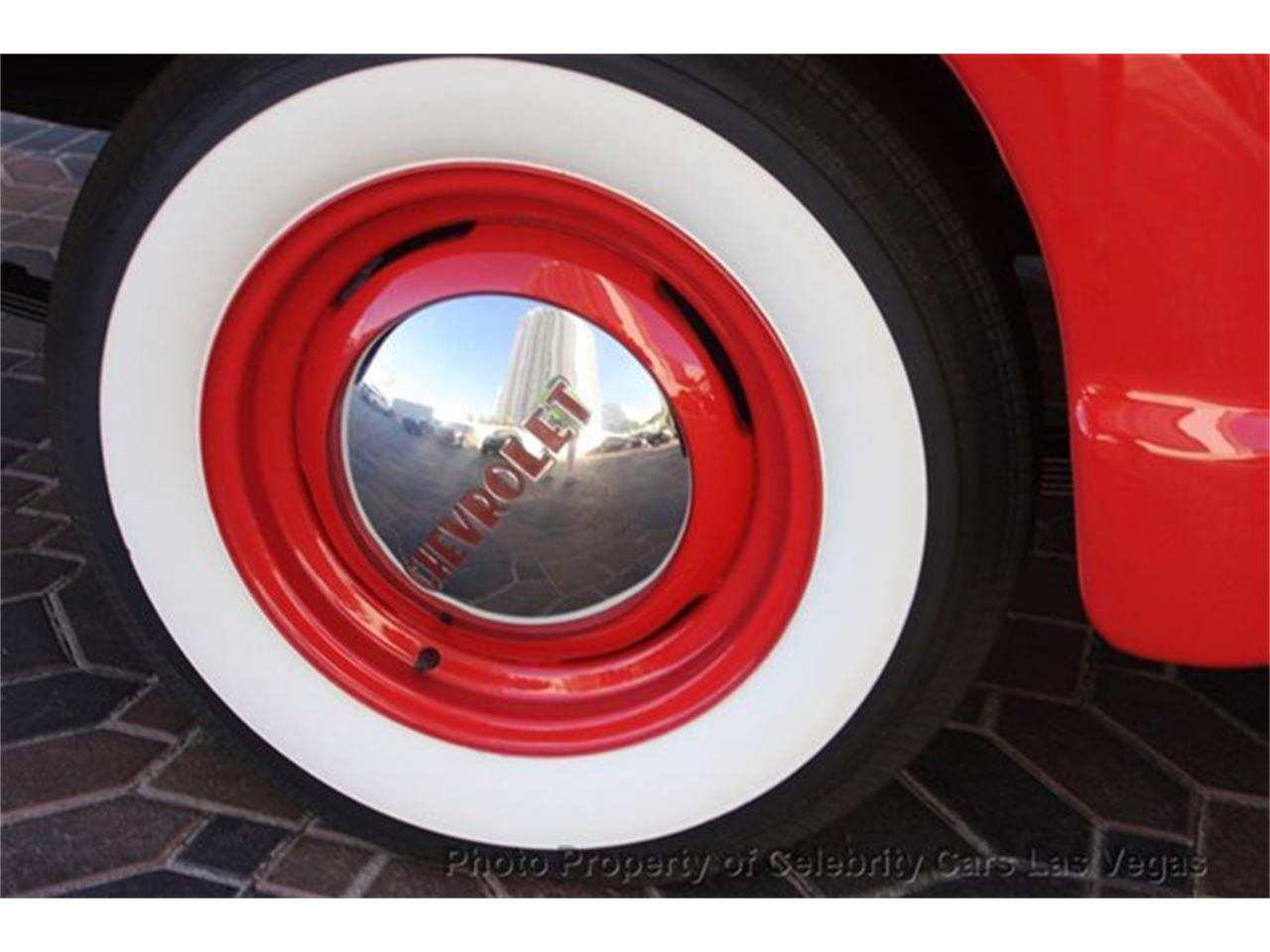 Large Picture of '50 Chevrolet 3100 - $27,100.00 Offered by Celebrity Cars Las Vegas - CZHB