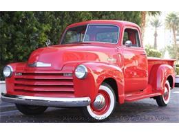 Picture of 1950 Chevrolet 3100 located in Las Vegas Nevada - $27,100.00 - CZHB