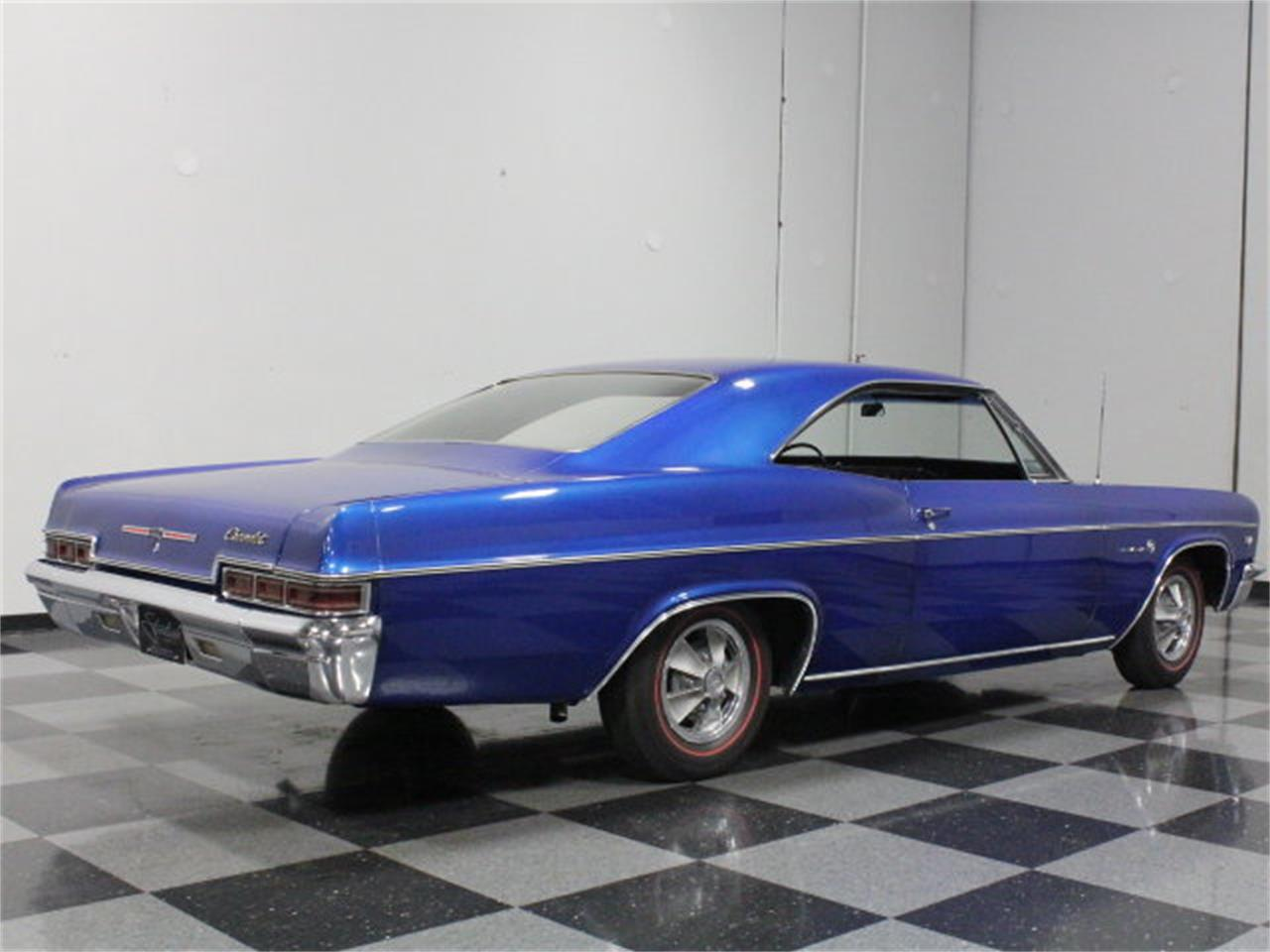 Large Picture of Classic '66 Impala located in Lithia Springs Georgia - $19,995.00 Offered by Streetside Classics - Atlanta - CVFL
