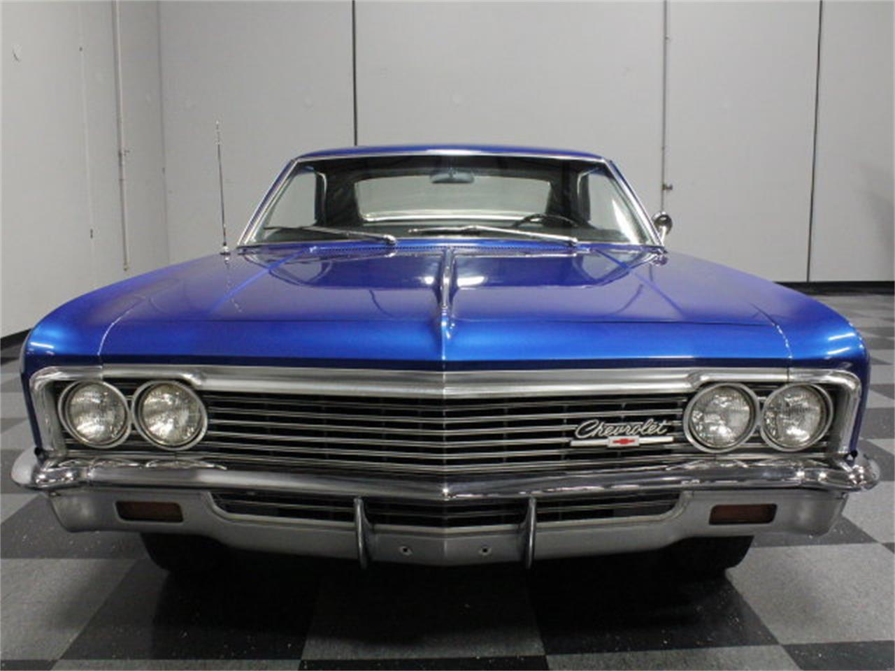 Large Picture of Classic 1966 Chevrolet Impala located in Lithia Springs Georgia Offered by Streetside Classics - Atlanta - CVFL